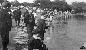 Boating Lake 1900