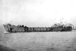 Landing Craft LST237
