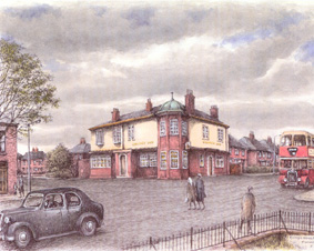 Church Inn, New Bury