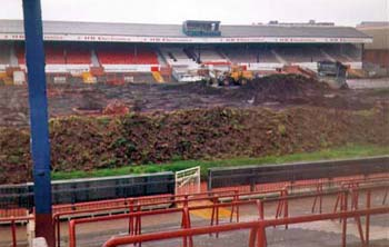 Burnden Park Demolition