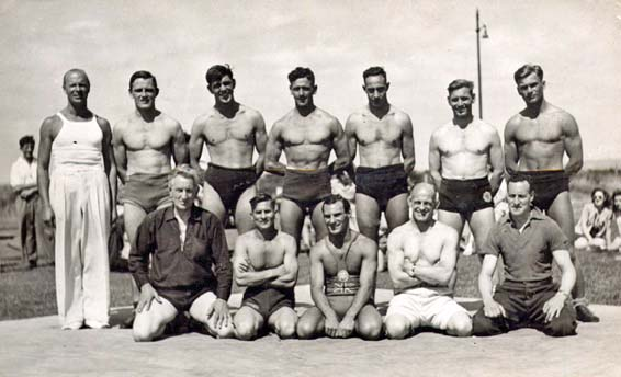 1948 British Olympic Wrestling Team